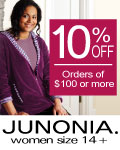 10% Off your order of $100