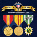 Military rings, patches and badges