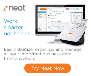Work Smarter Not Harder with Neat