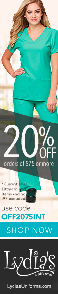 International Orders Only: 20% off your $70+ order @Lydia's!