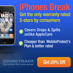 Save 20% on an iPhone Warranty