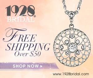 Shop at 1928bridal.com! Affordable bridal jewelry.