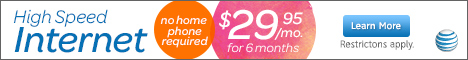AT&T High Speed Cash Back