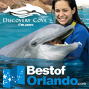 Discovery Cove Orlando!