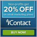 Get 20% Off on Email Marketing Plans with iContact
