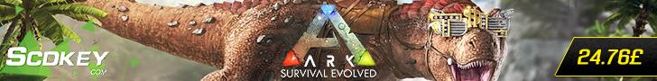 ARK Survival Evolved Steam CD Key