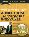 Top: Advice from Top Minority Executives