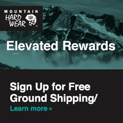 Sign Up For Elevated Rewards Membership at MountainHardwear.com!