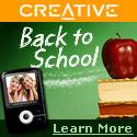 Creative Back 2 School Sale