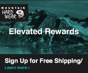 Sign Up For Elevated Rewards Membership at MountainHardwear.com.