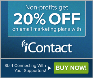20% Off on iContact Email Marketing Plan