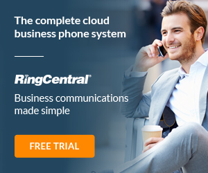 RingCentral Office Business Phone System - 12% Off