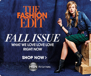 Enjoy Fall Fashion at HSN.com!