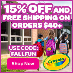15% Off and Free Ship on $40+ with FALLFUN
