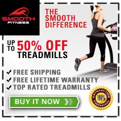 Treadmills - Free Shipping