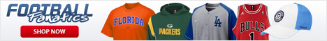 Football Fan Gear for Fanatics