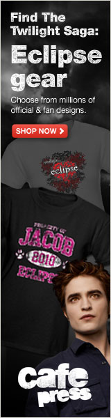 Find Twilight Eclipse T-shirts & More Here!