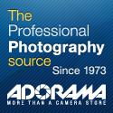 Adorama Professional Photography Source