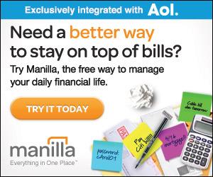manilla aol bill bills finance