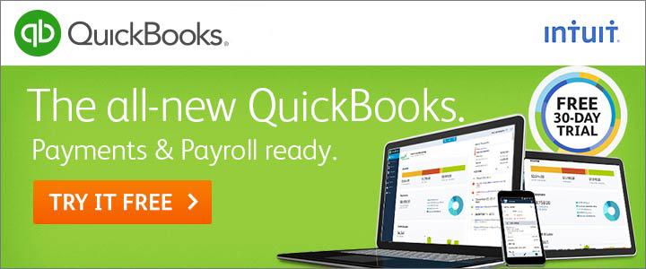 QuickBooks Online - Try it Free
