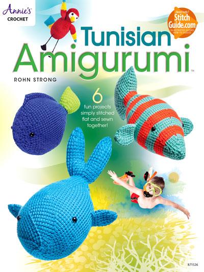 Tunisian Amigurumi by Rohn Strong