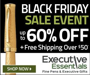 Black Friday thru Cyber Monday Sale - 11/26 thru 12/1
