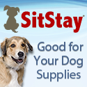 Visit SitStay.com for All Your Pet Products