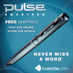 Pulse Smartpen 250x250