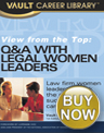 Q&A with Legal Women Leaders