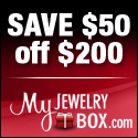 Save $50 On Orders Over $200! The latest styles of rings, earrings, necklaces, bracelets, diamond jewelry and more at MyJewelryBox.com! Use Coupon Code: SAVE50