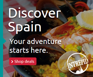 Discover Spain 300x250