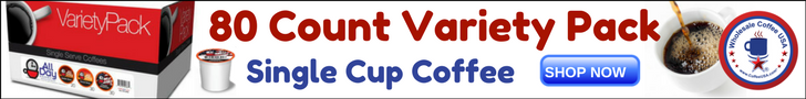 80 Count Variety Pack Single Cup Coffee