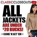 ClassicCloseouts