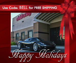 Happy Holidays from Vivid Racing