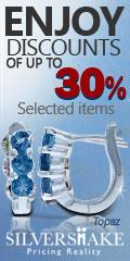 25% Off Store Wide Nagara Beads.
