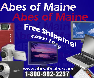 Find Great Prices on All Brand Name Camcorders at www.AbesOfMaine.com