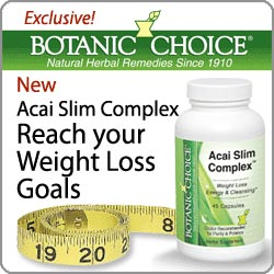 New Acai Slim Complex - Weight Loss