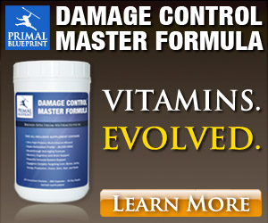 Damage Control Master Formula - Vitamins. Evolved.