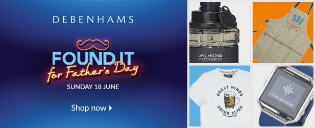 Father's Day - Up To Half Price* Fragrance