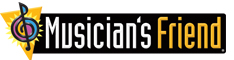 MusiciansFriend.com banner