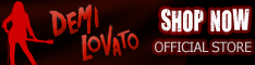 Official Demi Lovato Store