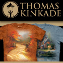 Order your Thomas Kinkade t-shirt at The Mountain