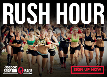 Have you Pushed Yourself Lately? What are you waiting for! Sign up for a Reebok Spartan Race!