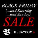 Black Friday at TheBay.com