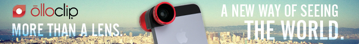 The olloclip is a quick-connect lens solution for the iPhone – now available for the iPhone 5.