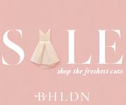 BHLDN Weddings Sale