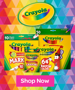 Toys and Activities at Crayola.com!