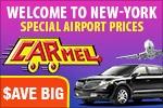 Carmel Car & Limo #1 in NY, NJ, CT, and PA