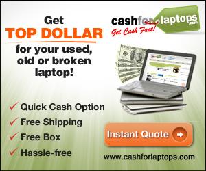 Cashforlaptops.com Banner
