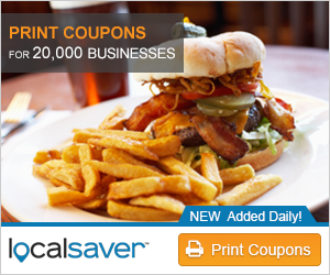 restaurant coupons local